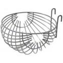 Nest metal + brackets 10 cm