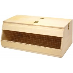 Box of transport for birds in wood-NR2 26cm 14794 Benelux 10,45 € Ornibird