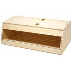 Box of transport for birds in wood-NR3 31cm 14795 Benelux 11,50 € Ornibird