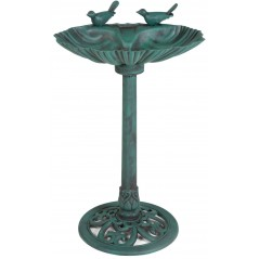 Fountain outdoor plastic with 1 bird 17210 Benelux 20,35 € Ornibird