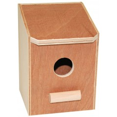 Nest in wood closed-tits 14.5 x 14 x 16cm 14506 Benelux 5,03 € Ornibird