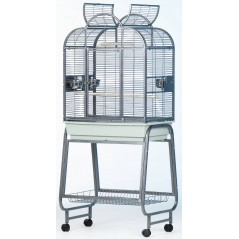 Cage chrome for budgie with foot - Parma 15551 Benelux 147,25 € Ornibird