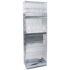 Cage Cova 4-storey 39x23x114cm 1560053 Domus Molinari 116,00 € Ornibird