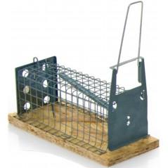 Piège - Trappe à souris 1 compartiment
