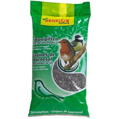 Graines de Tournesol hiver pour oiseaux de la nature 3kg - Benelux