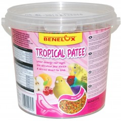 Patée tropical aux fruits 1,4kg Bevo - Benelux