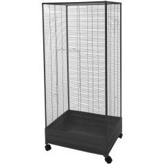 Aviary Elise with casters 65x54x150cm - Benelux 19422 Benelux 119,45 € Ornibird