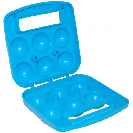 Plastic basket for 6 eggs hen - Benelux
