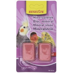 Block mineral for hooked beaks by 2 parts - Benelux 16116 Benelux 1,48 € Ornibird