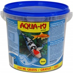 Mix of floating pellets Blue 3mm 2.5 - litre Aqua-Ki 46121 Aqua-Ki 5,61 € Ornibird
