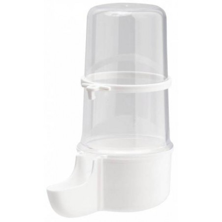 Fountain spout 400cc transparent 7x15cm