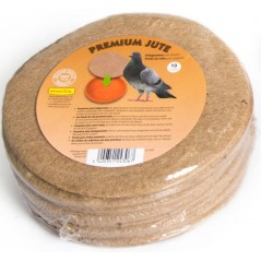 10 Funds of nest for pigeons in jute