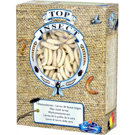 Moths of Hives (insects frozen) 450gr - Top Insect TOPINS-TEIGNE Nusect Top Insect 27,80 € Ornibird
