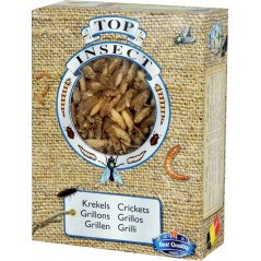 Crickets (insects frozen) 400gr - Top Insect TOPINS-GRIL Nusect Top Insect 15,76 € Ornibird