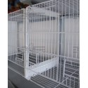 Wall, removable plastic, enables you to make a cage of off - 2G-R 337 2G-R 10,50 € Ornibird