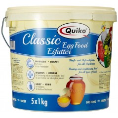 Quiko Classic mash to the eggs 5 kg 100030 Quiko 22,39 € Ornibird