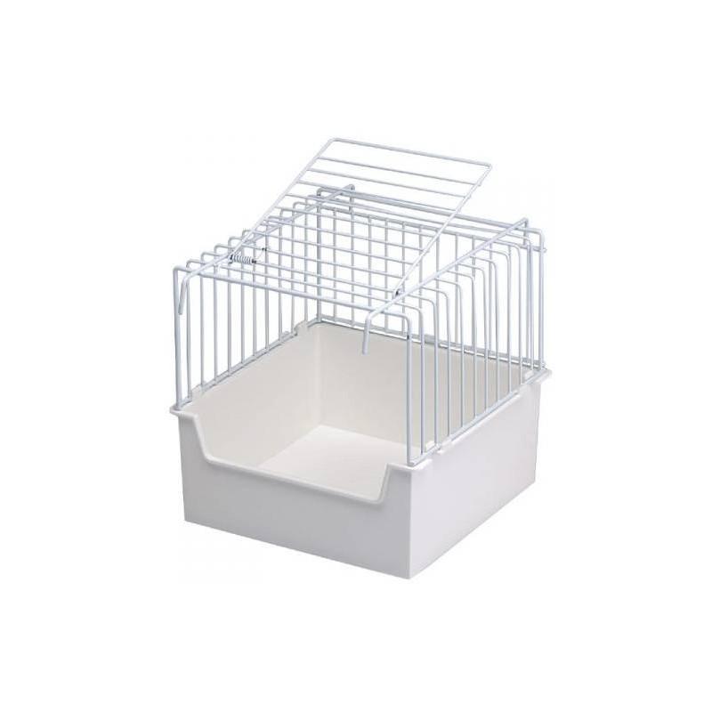 Cage baby ou baignoire extérieure 15x15x16cm - S.T.A. Soluzioni B006 S.T.A. Soluzioni 7,54 € Ornibird