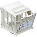 Caja del nido con nido de plástico modelo de Arquímedes - S. T. A. Soluzioni