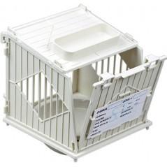 Nichoir avec nid en plastique modèle Archimède - S.T.A. Soluzioni