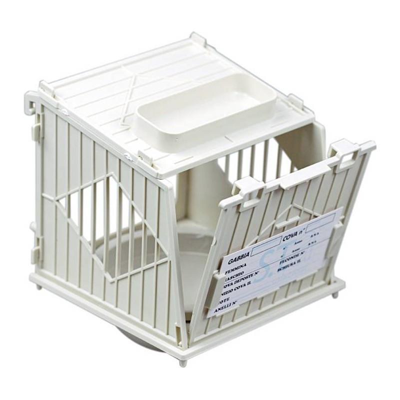 Nest box with nest plastic model Archimedes - S. T. A. Soluzioni N003BG S.T.A. Soluzioni 5,01 € Ornibird