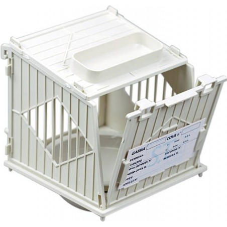 Nest box with nest plastic model Archimedes - S. T. A. Soluzioni