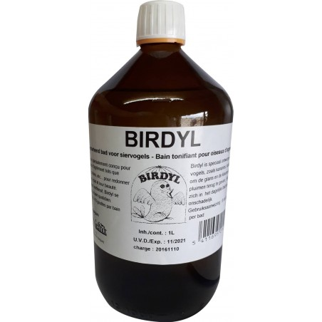 Birdyl, pour un plumage soyeux 1L - Van Nielandt