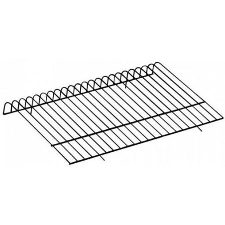 Facade noire pour cage exposition canaris 34x25cm