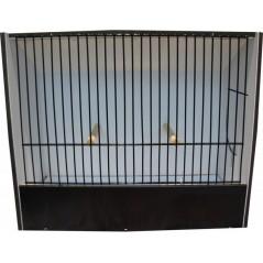 Cage exposure of indigenous black PVC 87212411 Ost-Belgium 26,67 € Ornibird