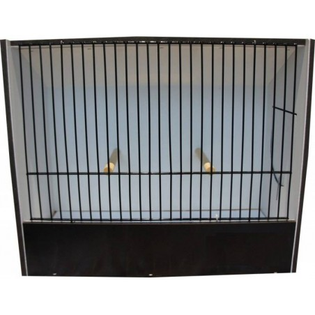 Cage exposure of indigenous black PVC