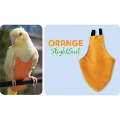 Harness for birds - Medium, 15 cm - FlightSuit 131514000 Avian Fashions 21,85 € Ornibird