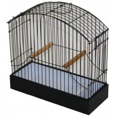 Cage d'exposition Border, Fife, Japan Hoso en Bois/PVC - Fauna Bird Products