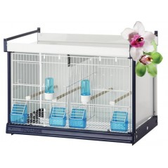 Battery cages Orchidea ART.64 with system paper - Italgabbie ITAL-ART64 Italgabbie 437,09 € Ornibird