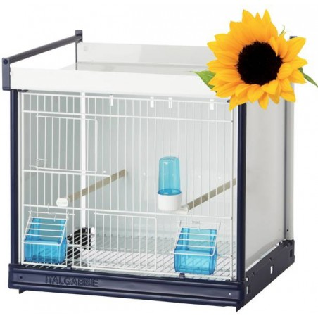 Batterie de cages Girasole ART.66 - Italgabbie