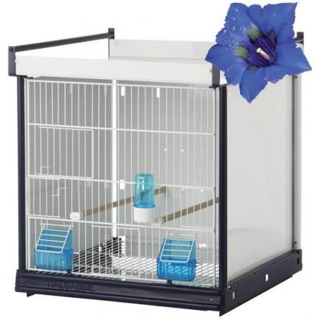 Battery cages Genziana ART.68 system with paper - Italgabbie ITAL-ART68 Italgabbie 436,22 € Ornibird