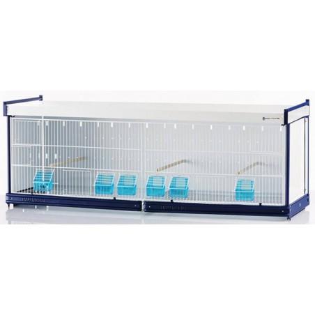 Battery cages, Erica ART.73 with paper-based system - Italgabbie ITAL-ART73 Italgabbie 492,60 € Ornibird