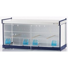 Battery cages Angelica ART.74 system with paper - Italgabbie ITAL-ART74 Italgabbie 479,16 € Ornibird
