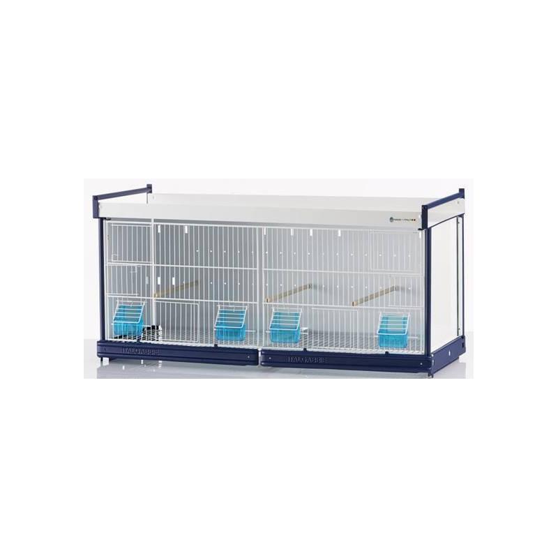 Batterie de cages Angelica ART.74 - Italgabbie