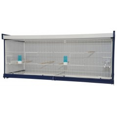 Battery cages Lilla ART.75 system with paper - Italgabbie ITAL-ART75 Italgabbie 519,16 € Ornibird