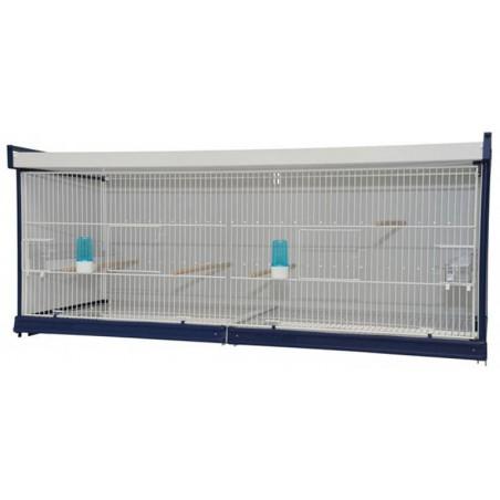 Battery cages Lilla ART.75 system with paper - Italgabbie ITAL-ART75 Italgabbie 519,16 € Ornibird