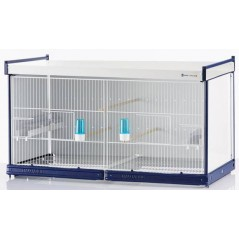 Battery cages Calendula ART.76 system with paper - Italgabbie ITAL-ART76 Italgabbie 504,44 € Ornibird