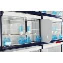 Battery cages Calendula ART.76 system with paper - Italgabbie ITAL-ART76 Italgabbie 504,44 € Ornibird