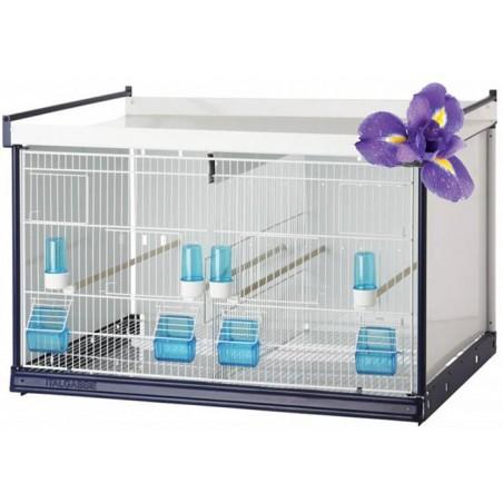 Batterie de cages Iris ART.80 - Italgabbie
