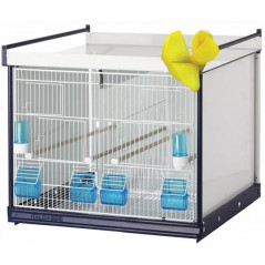 Battery cages Ginestra ART.82 with system paper - Italgabbie ITAL-ART82 Italgabbie 477,95 € Ornibird