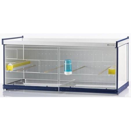 Batterie de cages Mughetto ART.85 avec système papier - Italgabbie ITAL-ART85 Italgabbie 546,29 € Ornibird