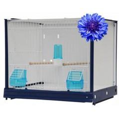 Batterie de cages Fiordaliso ART.70 avec système papier - Italgabbie