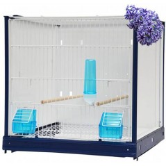 Batterie de cages Giacinto ART.7 - Italgabbie