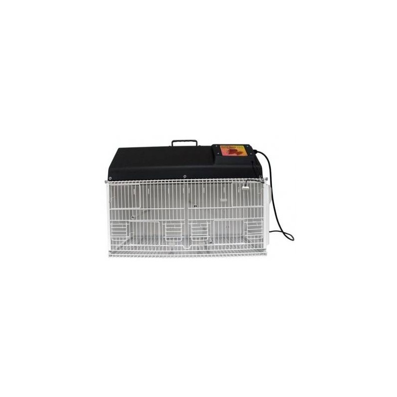 Coupole chauffante infrarouge - Besser Elektronik