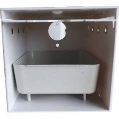 Nest box plastic nest for small parakeet PVC removable 78479 Private Label - Ornibird 28,95 € Ornibird
