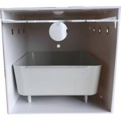 Nichoir en plastique avec nid pour petite perruche en PVC démontable 78479 Private Label - Ornibird 28,95 € Ornibird