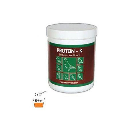 La proteína - K, la levadura de cerveza y el ajo 500gr - Easyyem